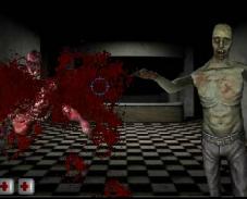 Игра Зомби госпиталь онлайн