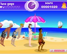 Игра Летний флирт онлайн