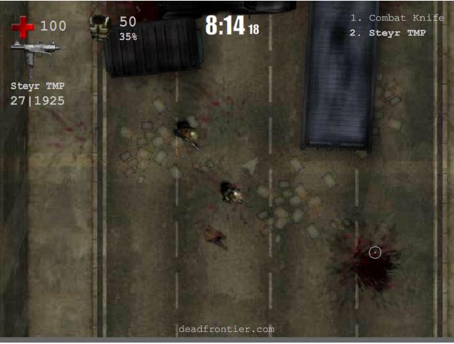 Игра Мертвая граница 3 онлайн