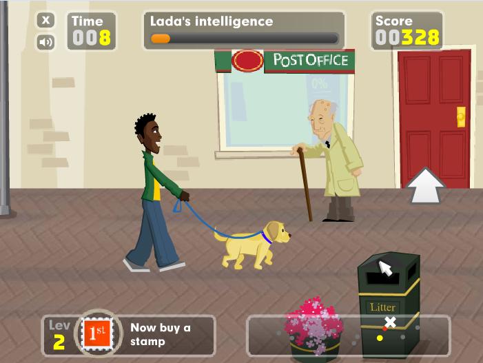 Игра Мир щенка онлайн