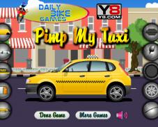 Игра Мое такси онлайн