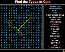 Игра Найди слова 2 онлайн