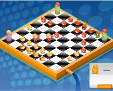 Игра Новые шахматы онлайн
