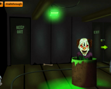 Игра Побег из комнаты страха онлайн