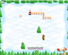 Игра Санта собирает подарки онлайн