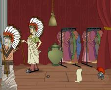 Игра Скуби ду призрак в подвале онлайн
