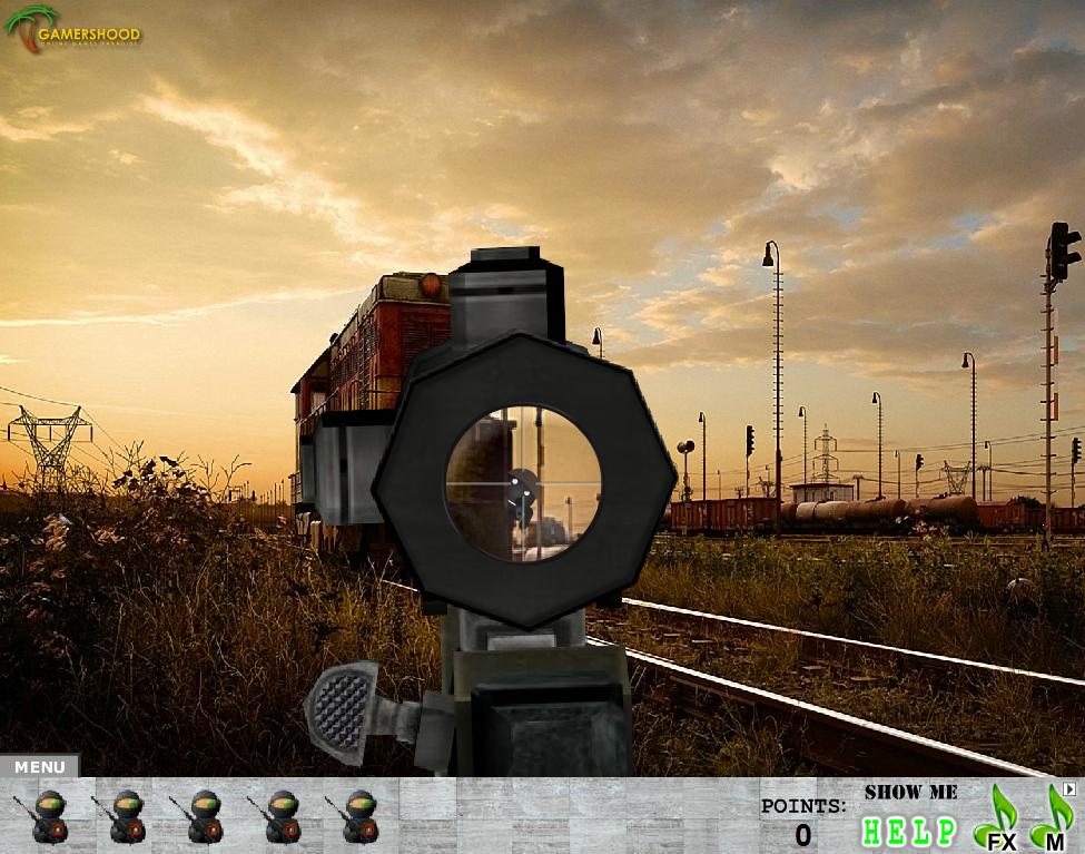 Игра Снайпер охотник 6 онлайн