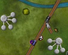 Игра Собери поезд онлайн