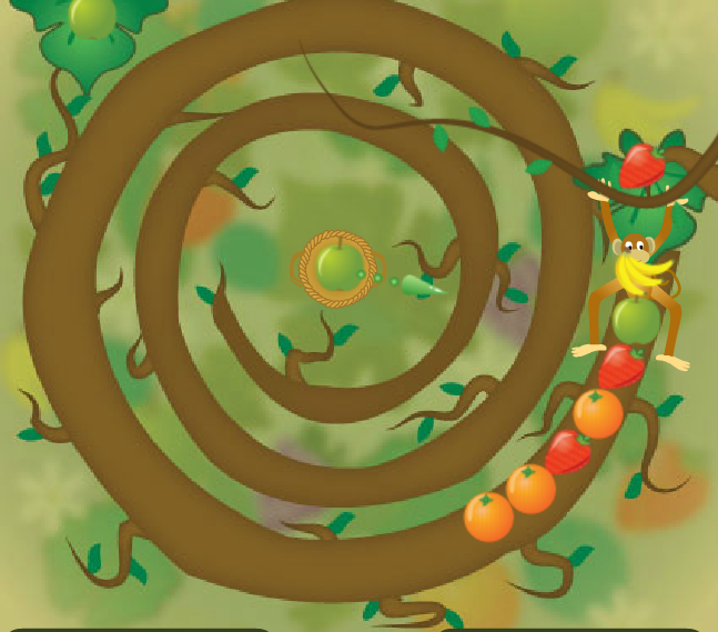 Игра Собирать фрукты онлайн