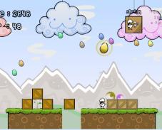 Игра Собирать яйца онлайн