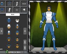 Игра Создай супер героя онлайн