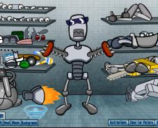 Игра Создать робота онлайн