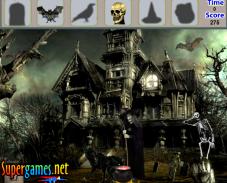 Игра Страшный дворец онлайн