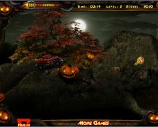 Игра Страшный трактор онлайн