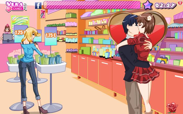Игра Тайный поцелуй 2 онлайн