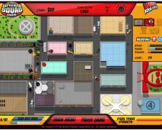 Игра Тони старк защищает город онлайн