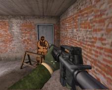 Игра Тренировка в армии онлайн