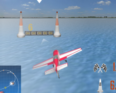 Игра Трюки на Самолете онлайн