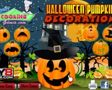 Игра Тыква для хэллоуина онлайн
