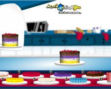 Игра Фабрика торта онлайн