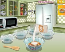 Игра Фруктовый пирог онлайн