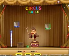 Игра Цирк Шары онлайн