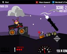 Игра Ядерный обгон онлайн