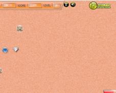Игра Собирать алмазы онлайн