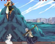 Игра Fairy Tail файтинг онлайн