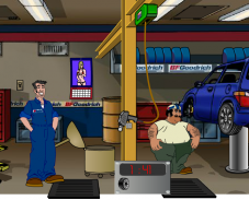 Игра Автосервис онлайн