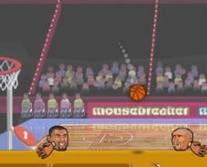 Игра Баскетбол головами онлайн
