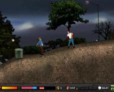 Игра Бейсбол зомби 2 онлайн