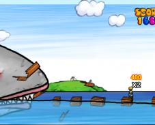 Игра Бешеная Акула онлайн