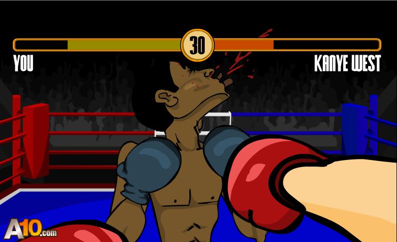 Игра Бокс со звездами онлайн