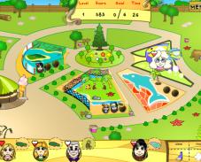 Игра Веселый зоопарк онлайн