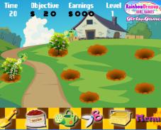 Игра Веселый садовник онлайн