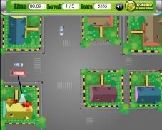 Игра Водитель пожарной машины онлайн