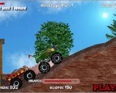 Игра Война грузовиков онлайн