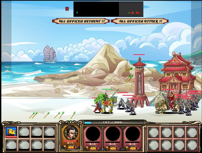 Игра Война династий онлайн