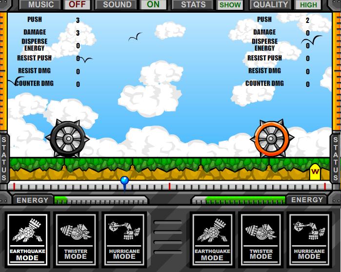 Игра Войны машин онлайн