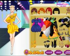Игра Высокая мода онлайн