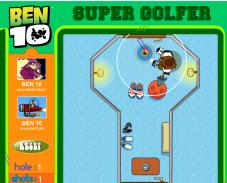 Игра Гольфист онлайн
