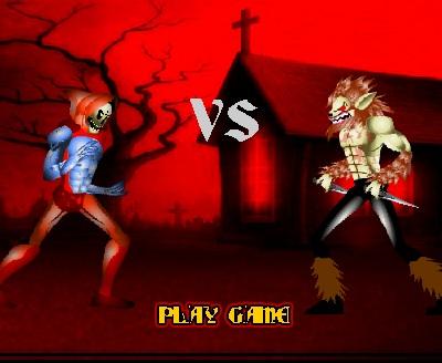Игра Драка монстров онлайн