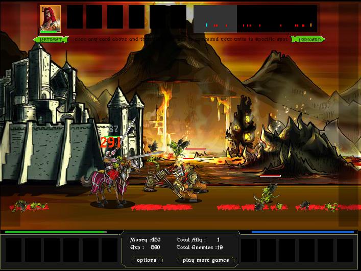 Игра Древние войны 3 онлайн
