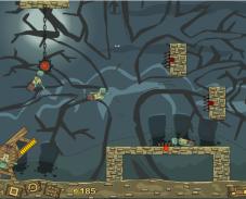 Игра Зомби на вилы 2 онлайн