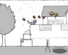 Игра История котенка онлайн