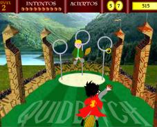 Игра Квиддич онлайн