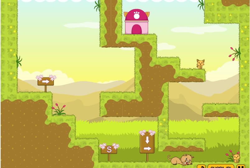 Игра Кошачье царство онлайн