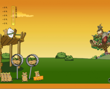 Игра Летающие хомяки онлайн
