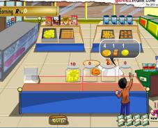 Игра Магазин конфет онлайн